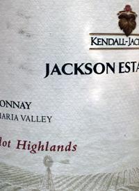 Kendall-Jackson Jackson Estate Camelot Highlands Chardonnay