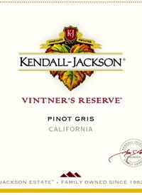 Kendall-Jackson Pinot Gris Vintner's Reservetext