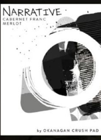 Narrative Red Cabernet Franc Merlot by Okanagan Crush Padtext
