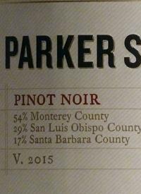 Parker Station Pinot Noirtext