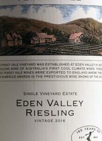 Pewsey Vale Single Vineyard Estate Rieslingtext