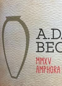 A.D. Beckham MMXV Creta Amphora Pinot Noirtext