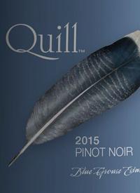 Blue Grouse Quill Pinot Noirtext