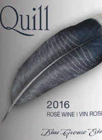 Blue Grouse Quill Rosé