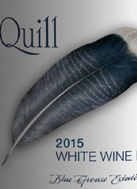Blue Grouse Quill Dry Whitetext