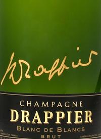 Champagne Drappier Blanc de Blancs Bruttext