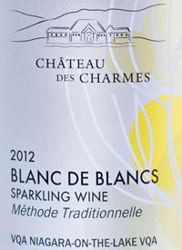 Chateau des Charmes Blanc de Blancstext