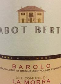 Ciabot Berton Barolo La Morratext