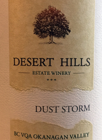 Desert Hills Dust Stormtext