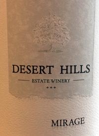 Desert Hills Miragetext
