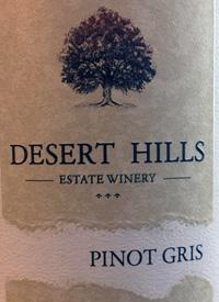 Desert Hills Pinot Gristext