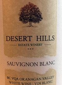 Desert Hills Sauvignon Blanctext