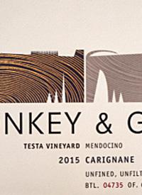 Donkey & Goat Carignanetext