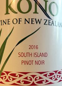 Kono Pinot Noirtext