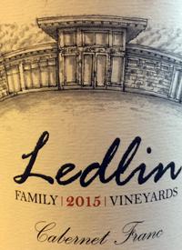Ledlin Family Vineyards Cabernet Franctext