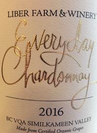 Liber Farm & Winery Everyday Chardonnaytext