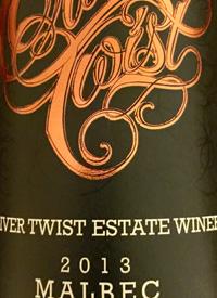 Oliver Twist Estate Malbec Proprietor's Reservetext