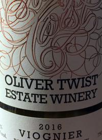 Oliver Twist Estate Viogniertext