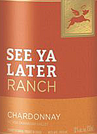 See Ya Later Ranch Chardonnaytext