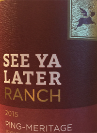 See Ya Later Ranch Ping - Meritagetext