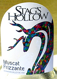 Stag's Hollow Muscat Frizzantetext