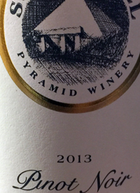 Summerhill Pyramid Winery Pinot Noirtext