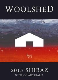 Woolshed Shiraztext