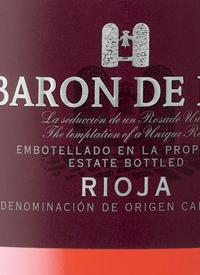 Baron de Ley Rioja Rosadatext