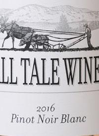 Tall Tale Wines Pinot Noir Blanctext