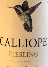 Calliope Rieslingtext