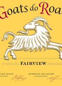 Goats do Roam (Red)text