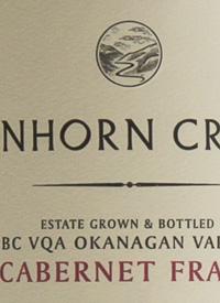 Tinhorn Creek Cabernet Franctext