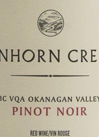 Tinhorn Creek Pinot Noirtext