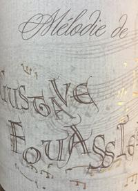 Mélodie de Gustave Fouassiertext