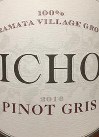 Nichol Vineyard Pinot Gristext