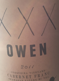 Owen Cabernet Franctext