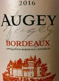 Augey Bordeaux Blanc Sauvignon Blanc Semillontext