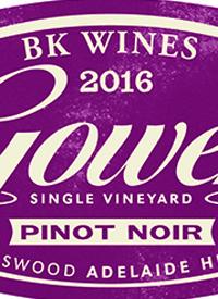 BK Wines Gower Pinot Noirtext