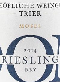 Bischöfliche Weingüter Trier Dry Rieslingtext