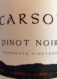 Carson Pinot Noir Naramata Vineyard