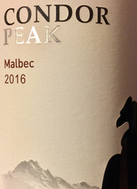 Condor Peak Malbectext