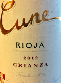 CVNE Rioja Crianzatext