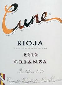 Cune Rioja Crianzatext