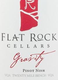 Flat Rock Gravity Pinot Noirtext