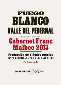 Fuego Blanco Cabernet Franc Malbec Edicion Limitadatext