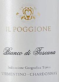 Il Poggione Bianco di Toscanatext