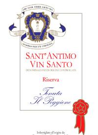 Il Poggione Vin Santo Sant'Antimo Riservatext