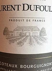 Laurent Dufouleur Coteaux Bourguignonstext