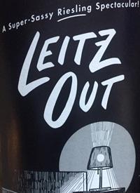 Leitz Out Riesling Trockentext
