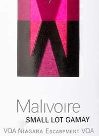 Malivoire Small Lot Gamaytext